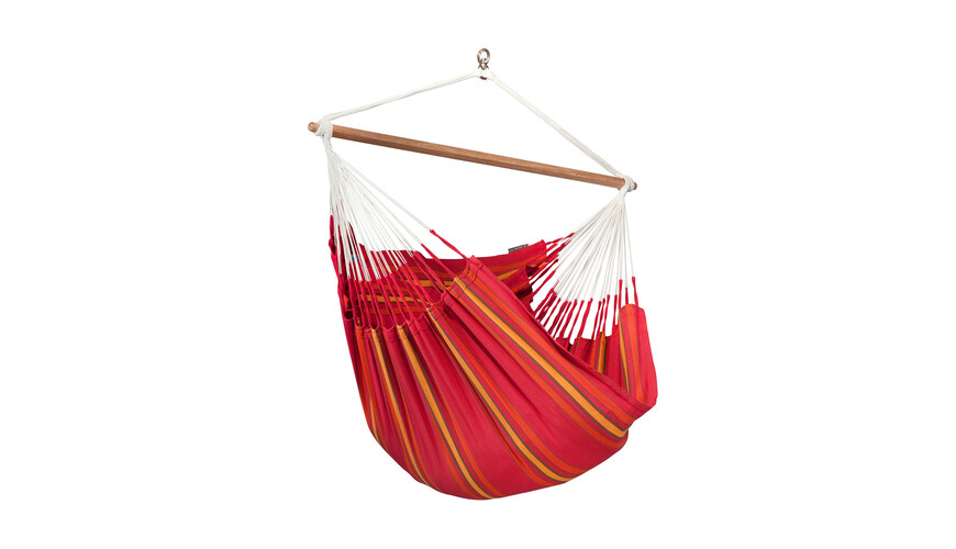La Siesta Currambera Lounger rouge